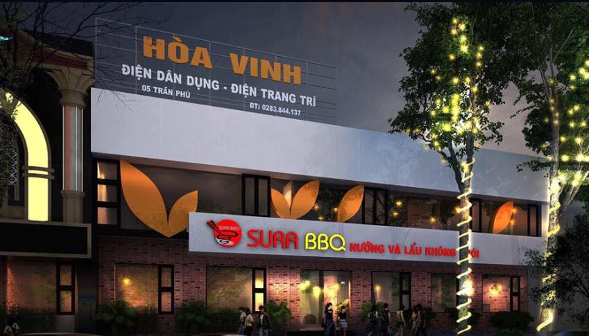 Nhà hàng BBQ Tuyển bếp, thu ngân, pha chế, phục vụ bàn toàn thời gian và part-time tại Vinh, Nghệ An
