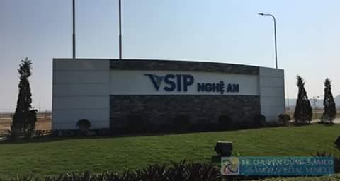 VSIP Nghệ An tuyển kỹ sư 2019
