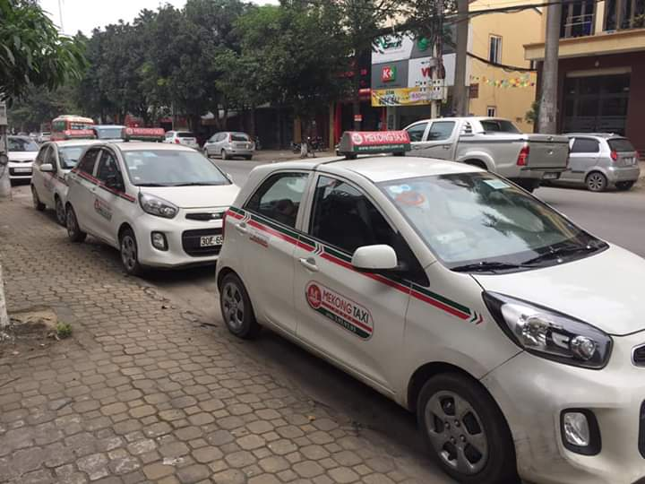 Tìm lái xe Taxi tại Nghệ An