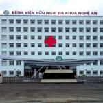 Bệnh viện Hữu Nghị Đa Khoa Nghệ An tuyển dụng