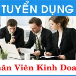 CÔNG TY CP GOLDEN CITY THÔNG BÁO TUYỂN NHÂN VIÊN KINH DOANH TẠI TP VINH