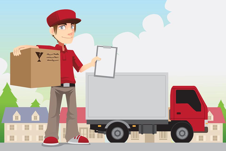 Tuyển nhân viên giao hàng tại Vinh