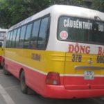 Xe Buýt Đông Bắc tuyển dụng 2018 tại Nghệ An