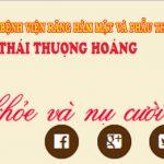 Bệnh viện răng hàm mặt Thái Thượng Hoàng tuyển kế toán tổng hợp