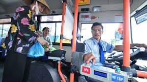 Tuyển bán vé, thanh tra, soát vé, lái xe, sửa xe cho đội xe Bus Đông Bắc Nghệ An