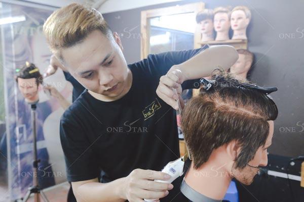 Tuyển thợ cắt tóc thành phố vinh nghệ an
