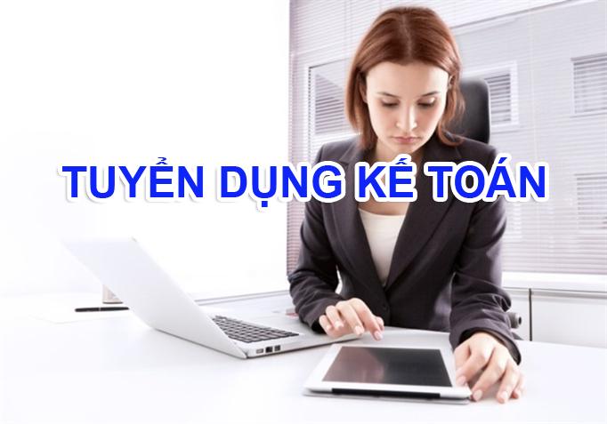 Tuyển nhân viên kế toán tại kcn thuộc Nghệ An