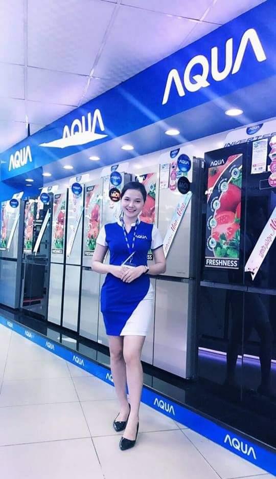 Nhân viên bán hàng điện máy tại Hoàng Mai và Thái Hòa