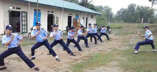 tuyển bảo vệ dịch vụ tại Vinh Nghệ An