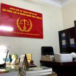 Thực tập sinh văn phòng luật Nguyên Khang