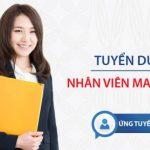 Trường mầm non VIET – SING Tuyển dụng nhân viên marketing
