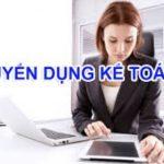 Công ty TNHH SXTM Gia Trần tuyển Kế toán bán hàng nội bộ