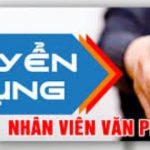 Tổng Công ty cổ phần Việt One tuyển Nhân viên lễ tân