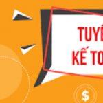 Công ty Tài chính và Đại lý Thuế An Việt tuyển kế toán