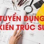 Công ty CP Tư vấn thiết kế và Đầu tư xây dựng 78 tuyển kiến trúc sư