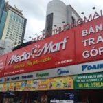 Media Mart Quang Trung tuyển Nhân viên thu ngân