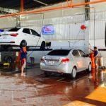 Lux auto spa cần tuyển kỹ thuật viên chăm sóc xe