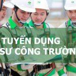 Công ty Tân Bình Mạnh tuyển Chỉ huy trưởng công trường