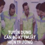 Công ty CP đầu tư và xây dựng Minh Hưng tuyển dụng cán bộ kỹ thuật