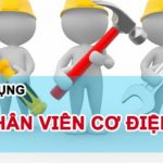 Công ty TNHH XD&TM NT tuyển nhân viên cơ điện