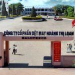 Công ty CP Dệt may Hoàng Thị Loan tuyển công nhân may