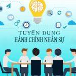 CÔNG TY TNHH NHẬT MINH KHÔI tuyển nhân viên hành chính nhân sự
