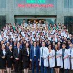 Bệnh viện rhm và ptthtm thái thượng hoàng tuyển trưởng phòng y tế